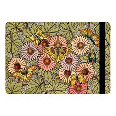 Flower And Butterfly Apple Ipad 9 7 by vintage2030