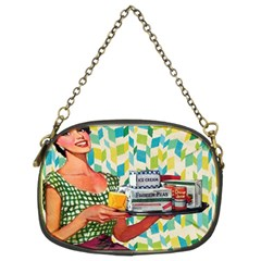 Retro Cokk Chain Purse (two Sides) by vintage2030