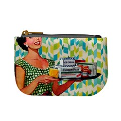 Retro Cokk Mini Coin Purse