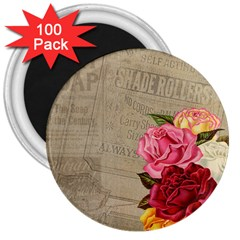 Flower 1646069 960 720 3  Magnets (100 Pack) by vintage2030