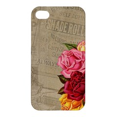 Flower 1646069 960 720 Apple Iphone 4/4s Hardshell Case by vintage2030