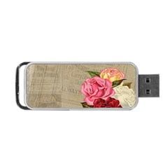 Flower 1646069 960 720 Portable Usb Flash (one Side) by vintage2030