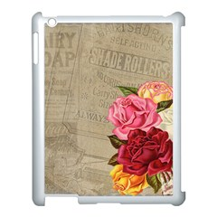 Flower 1646069 960 720 Apple Ipad 3/4 Case (white) by vintage2030