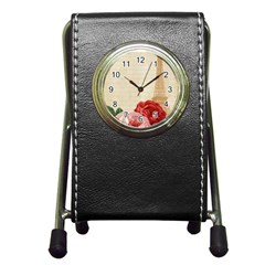 Vintage 1254711 960 720 Pen Holder Desk Clock by vintage2030
