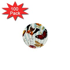 Butterfly 1064147 960 720 1  Mini Buttons (100 Pack)  by vintage2030