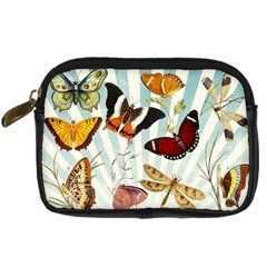 Butterfly 1064147 960 720 Digital Camera Leather Case by vintage2030