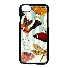 Butterfly 1064147 960 720 Apple Iphone 7 Seamless Case (black)