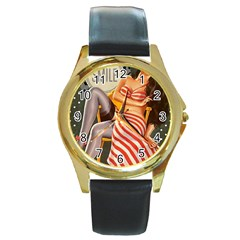 Retro 1410650 960 720 Round Gold Metal Watch