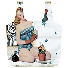 Retro 1265769 960 720 Full Print Recycle Bag (xl) by vintage2030