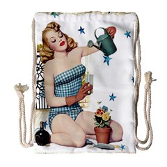 Retro 1265769 960 720 Drawstring Bag (large) by vintage2030