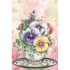 Lowers Pansy 5 5  X 8 5  Notebook by vintage2030