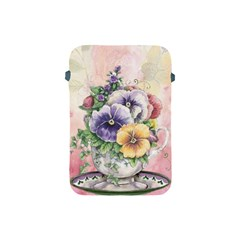 Lowers Pansy Apple Ipad Mini Protective Soft Cases