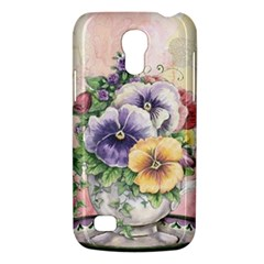 Lowers Pansy Samsung Galaxy S4 Mini (gt I9190) Hardshell Case