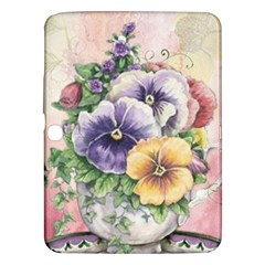 Lowers Pansy Samsung Galaxy Tab 3 (10 1 ) P5200 Hardshell Case