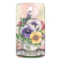 Lowers Pansy Samsung Galaxy Mega I9200 Hardshell Back Case