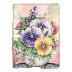 Lowers Pansy Samsung Galaxy Tab S (10 5 ) Hardshell Case