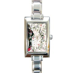 Background 1426655 1920 Rectangle Italian Charm Watch