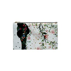 Background 1426655 1920 Cosmetic Bag (small)