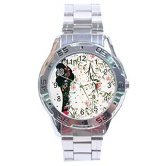 Background 1426655 1920 Stainless Steel Analogue Watch