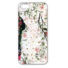 Background 1426655 1920 Apple Seamless Iphone 5 Case (clear)