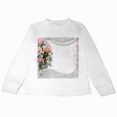 Background 1362160 1920 Kids Long Sleeve T Shirts by vintage2030