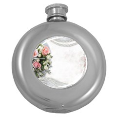 Background 1362160 1920 Round Hip Flask (5 Oz) by vintage2030