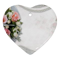 Background 1362160 1920 Heart Ornament (two Sides) by vintage2030