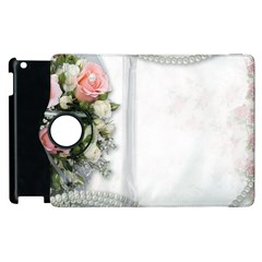 Background 1362160 1920 Apple Ipad 3/4 Flip 360 Case by vintage2030