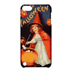 Haloweencard2 Apple Ipod Touch 5 Hardshell Case With Stand by vintage2030