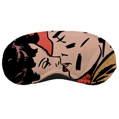 Retrocouplekissing Sleeping Masks