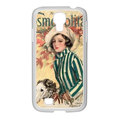 Cosmopolitan Fc November 1917 Samsung Galaxy S4 I9500/ I9505 Case (white)