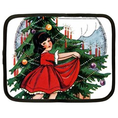 Christmas 1912802 1920 Netbook Case (xxl) by vintage2030