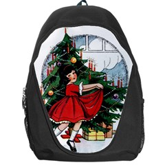 Christmas 1912802 1920 Backpack Bag by vintage2030