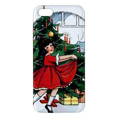 Christmas 1912802 1920 Apple Iphone 5 Premium Hardshell Case by vintage2030
