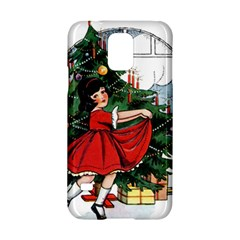 Christmas 1912802 1920 Samsung Galaxy S5 Hardshell Case  by vintage2030