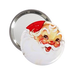Santa Claus 1827265 1920 2 25  Handbag Mirrors by vintage2030