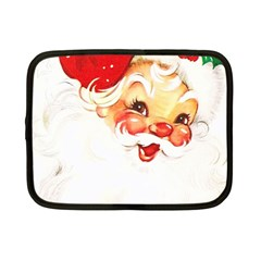 Santa Claus 1827265 1920 Netbook Case (small) by vintage2030