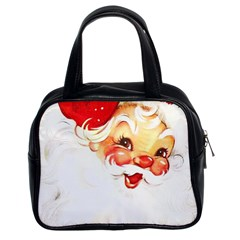 Santa Claus 1827265 1920 Classic Handbag (two Sides) by vintage2030