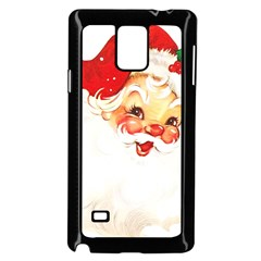 Santa Claus 1827265 1920 Samsung Galaxy Note 4 Case (black)