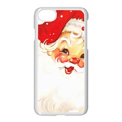 Santa Claus 1827265 1920 Apple Iphone 8 Seamless Case (white) by vintage2030
