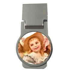 Girls 1827219 1920 Money Clips (round)  by vintage2030