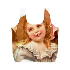 Girls 1827219 1920 Full Print Recycle Bag (m) by vintage2030