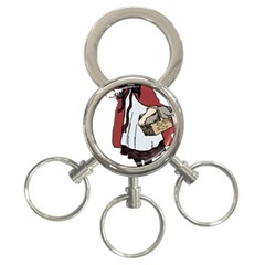 Basket 2029558 1280 3 Ring Key Chains by vintage2030