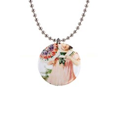 Girl 1731727 1920 Button Necklaces by vintage2030