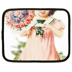 Girl 1731727 1920 Netbook Case (xxl) by vintage2030