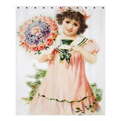 Girl 1731727 1920 Shower Curtain 60  X 72  (medium)  by vintage2030