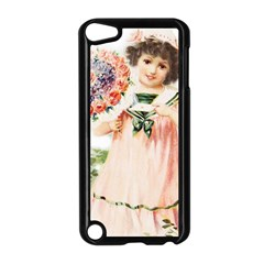 Girl 1731727 1920 Apple Ipod Touch 5 Case (black) by vintage2030