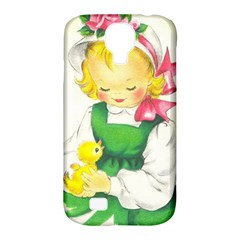 Girl 1731722 1920 Samsung Galaxy S4 Classic Hardshell Case (pc+silicone)