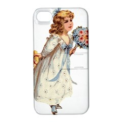 Child 1718357 1920 Apple Iphone 4/4s Hardshell Case With Stand by vintage2030