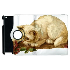 Cat 1827211 1920 Apple Ipad 3/4 Flip 360 Case by vintage2030